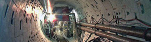 Drążenie tunelu do Czajki[br] opóźnia się