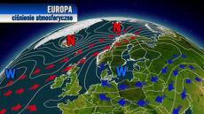 Polska pod wpływem wyżu znad Bałtyku