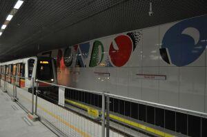 Trwają odbiory II linii metra. Strażacy testują łączność