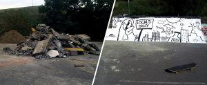"""Ursynów chce pomóc odbudować skatepark. Spółdzielnia mówi """"nie"""""""