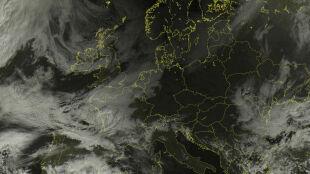 """Cień Księżyca wędrował po Europie.""""Widoczny był spadek temperatury"""""""