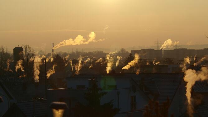 Smog dusi w Polsce. Są miejsca, gdzie powietrze ma fatalną jakość