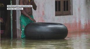 Powodzie na Sri Lance